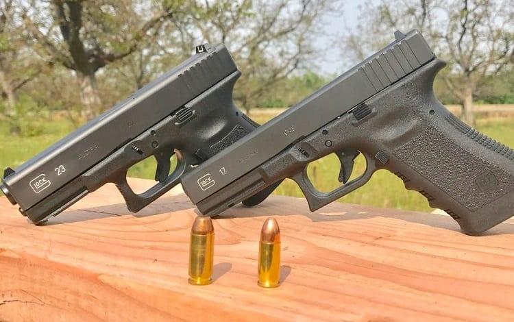 9mm vs 40mm glock