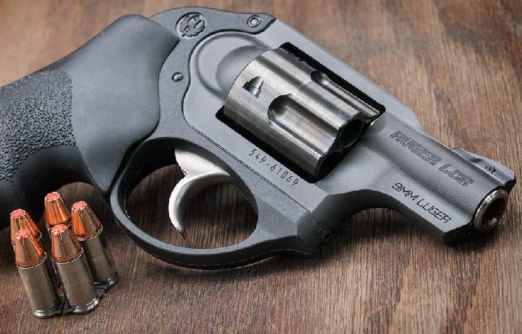9 mm revolver ammo