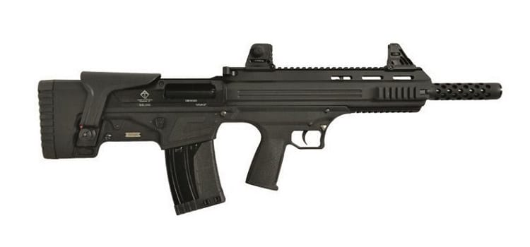 American Tactical Imports Bulldog Semi-Auto 12-GA Bullpup Shotgun - ATIG12BDB Review