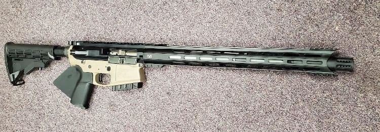 Aero Precision Special Edition Featureless AR-10 308 AR M5 Review