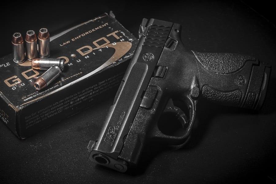 Best 40mm pistol reviewed