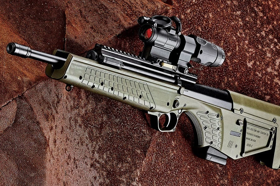 Bullpup Rifle Review