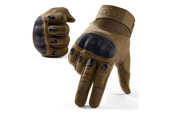 FREETOO Knuckle Tactical Gloves Review