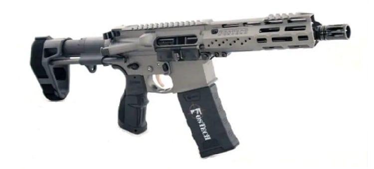 Fostech MFG AR15 Tomcat Pistol Review