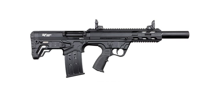 Gforce Arms 12 Gauge Bullpup Shotgun GFY-1 Review