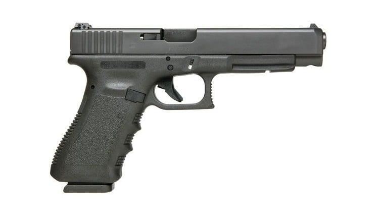 Glock 35 Gen 3 Pistol Review