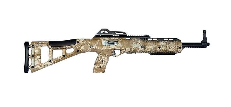 Hi-Point 995TS Carbine Camo DD 9mm Luger Semi Auto Rifle, Skeletonized - 995TSDD Review