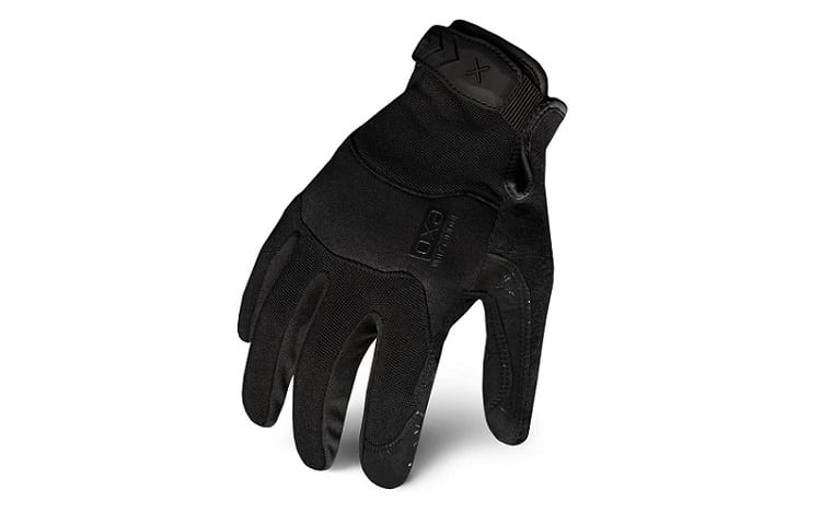 Ironclad EXOT-PBLK-04-L Tactical Operator Pro Glove, Stealth Black, Large Review
