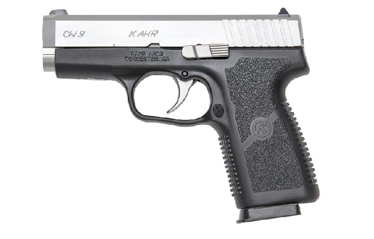 Kahr Arms CW9  Review