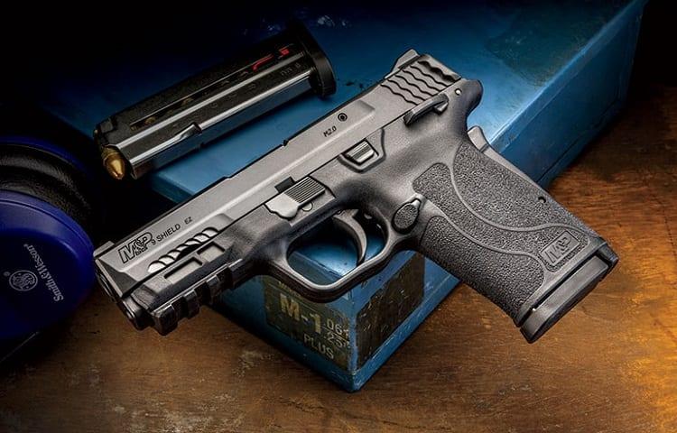 lightest gun