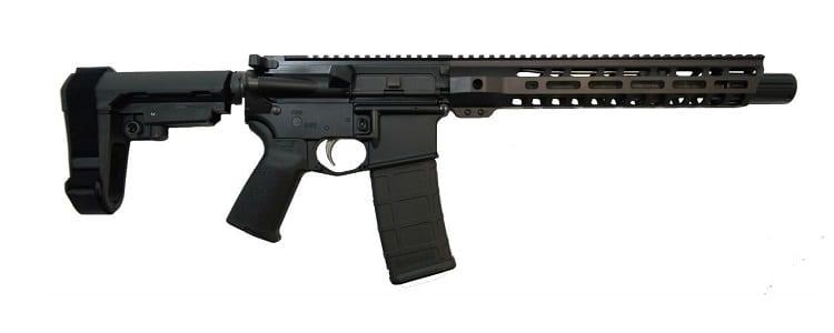 PSA 10.5-inch Carbine-Length EPT SBA3 Pistol Review
