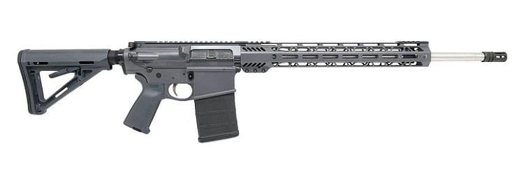 PSA Custom PA10 308 WIN Cross-Cut MLOK Review