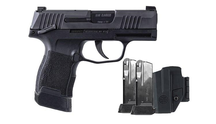 Sig Sauer P365 Tacpac 9mm pistol  Review