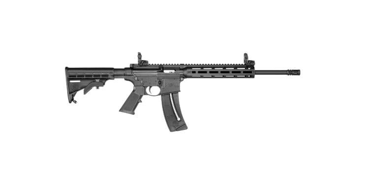 Smith & Wesson M&P 15-22 Sport Review