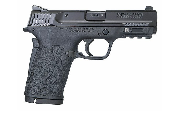 Smith & Wesson M&P Shield EZ review