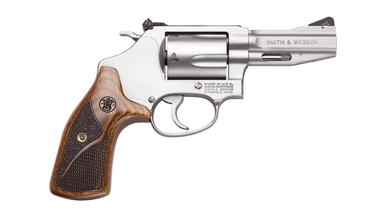 Smith & Wesson Model 60 Review