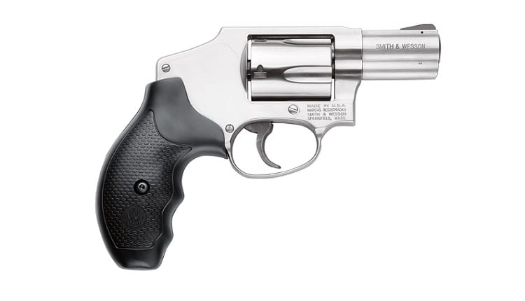 Smith & Wesson Model 640 Review