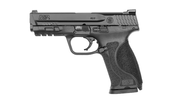 Smith&Wesson M&P M2.0 Review