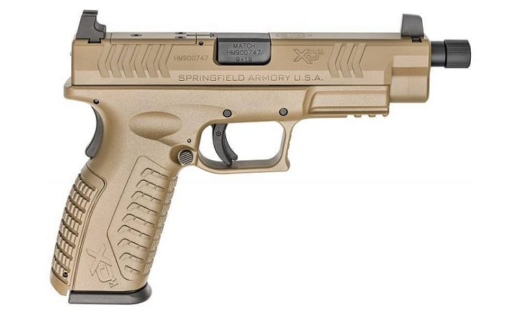 Springfield Armory XD-M Review