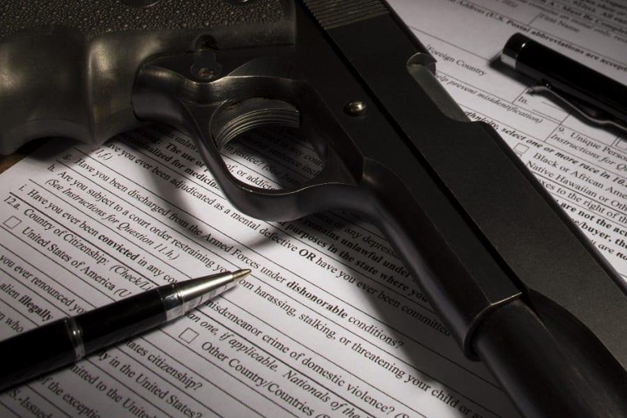 buying a gun rules