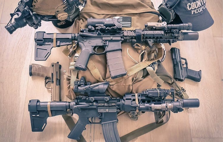 in wich states ar pistol are legal
