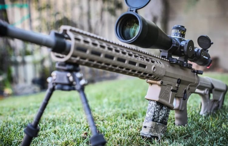 long range AR10