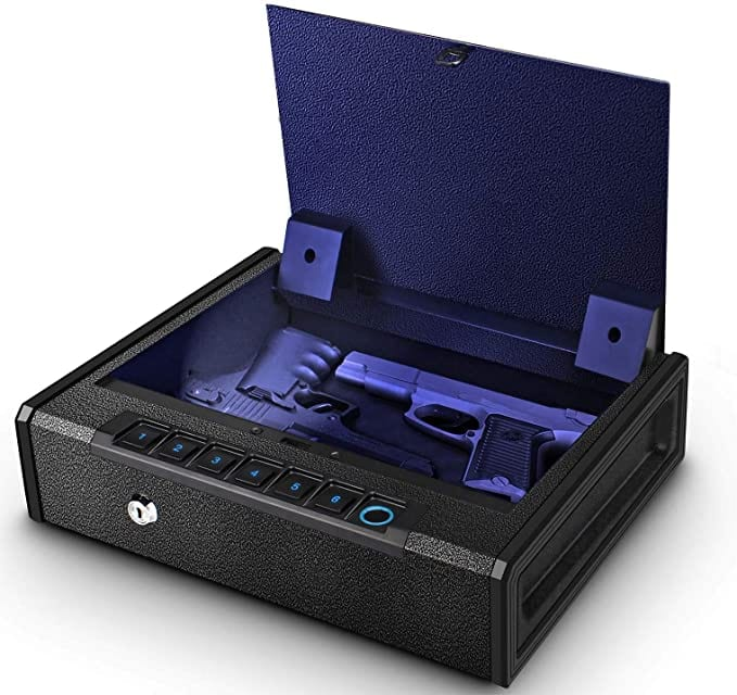 Best Biometric Gun Safe - Our Top 5 Picks 1