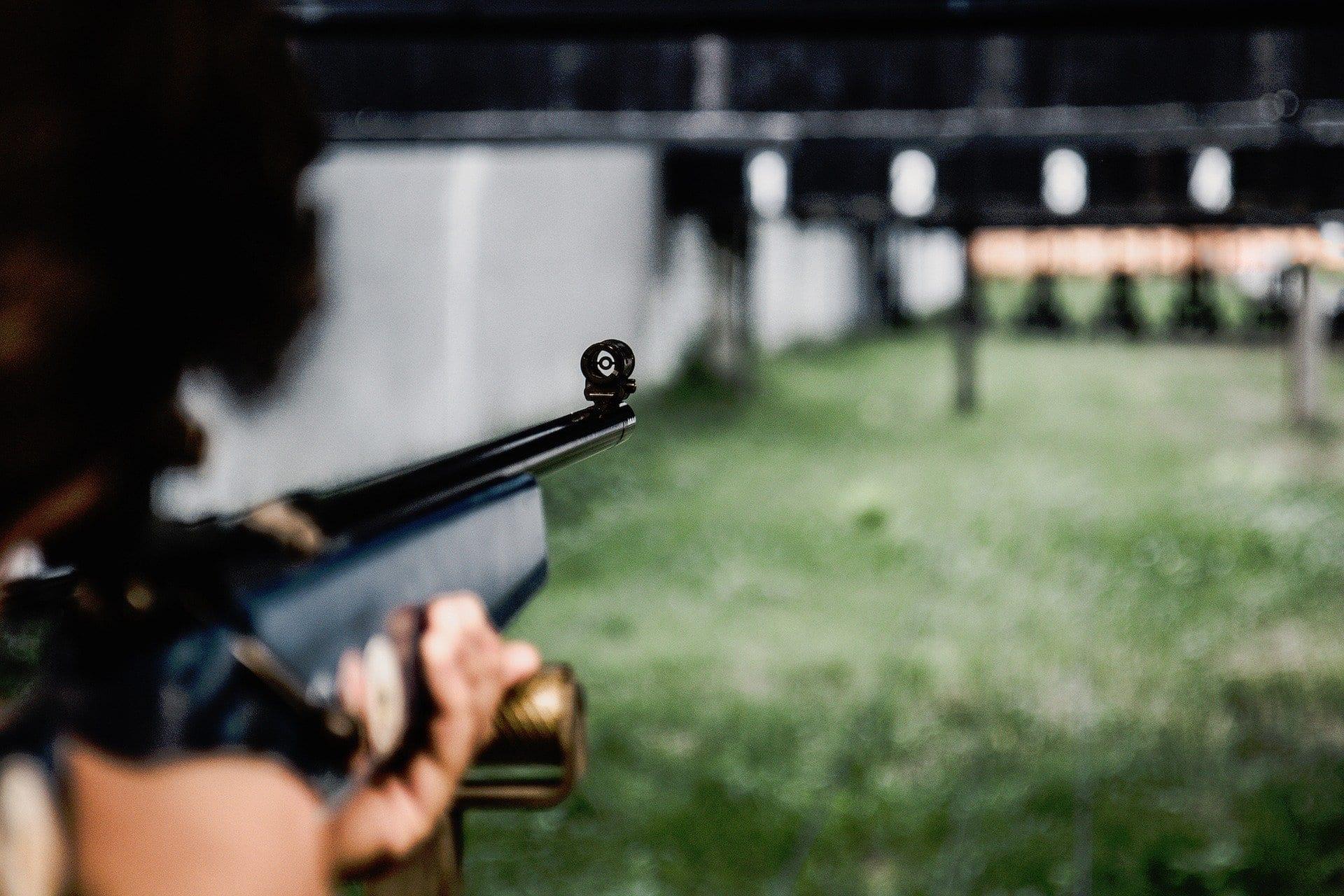 dispose of ammo at gun range