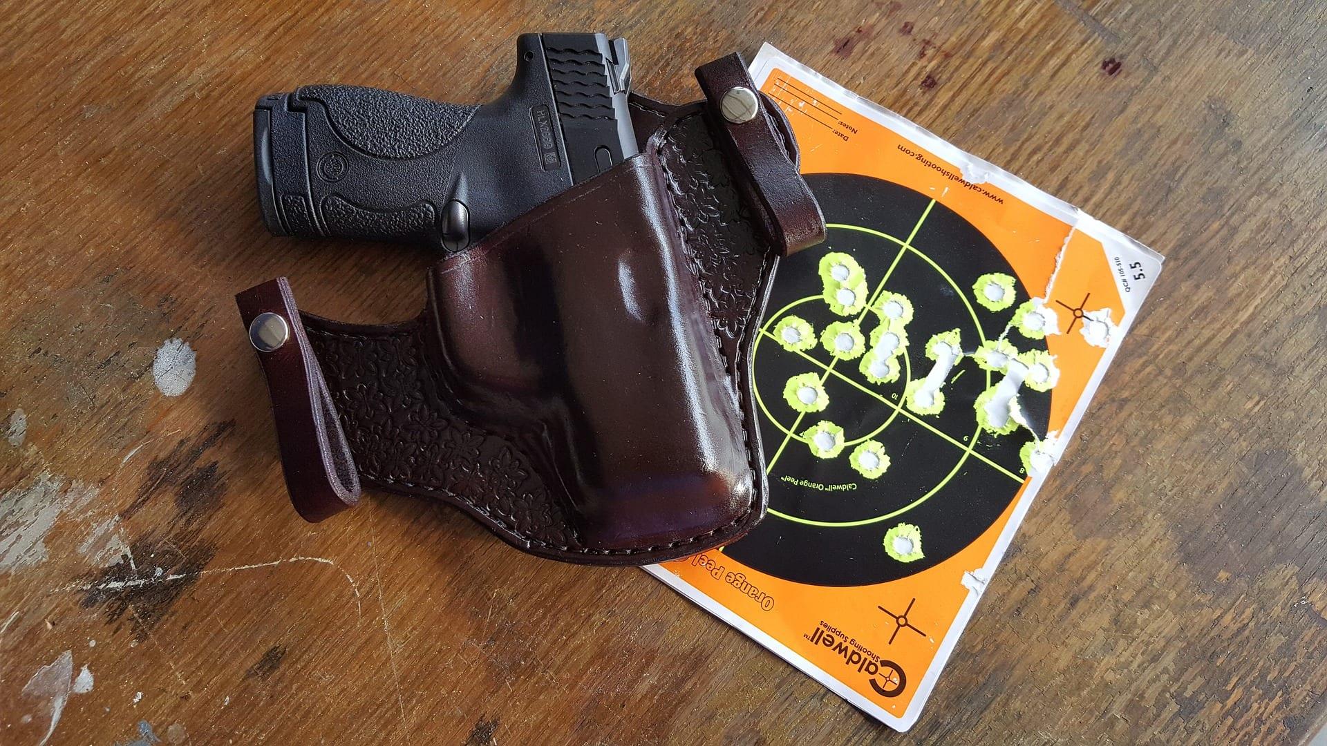 Are Pistols Illegal In California? 1