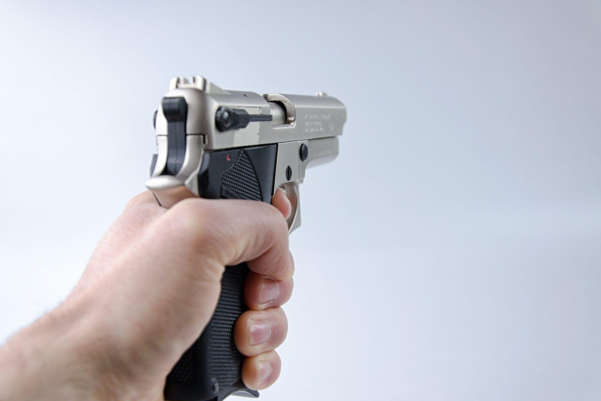 are pistols ambidextrous